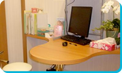 えんどう歯科・矯正歯科クリニックのインプラン治療の流れ。ステップ1。無料カウンセリング。